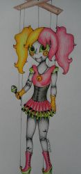 Baby doll by Pink-Sanity