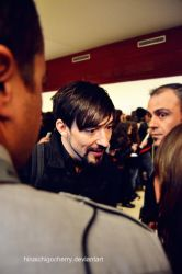 Blake Ritson #2 by HinaichigoCherry
