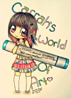 Carrah's World Of Art by CreativeCarrah