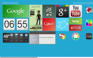 Windows 8 New Tab Page for Chrome by XtremeTakeoff