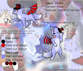 New Shade Ref by Shade-C-Llewellyn