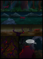 Wolf Song Page 37 by ShroudofShadows