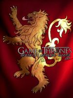 [Game of Thrones] House Lannister Banner - photo 4 by Jozie
