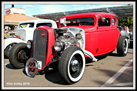 1932 Buick Hot Rod by StallionDesigns
