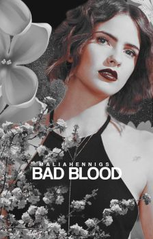 li. bad blood! by kangarooss