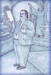 Paul Bearer at Sanctuary by ozziecobblepot