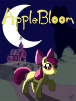 Apple Bloom eReader by jlryan