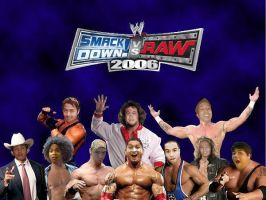 WWE 2 by llana423