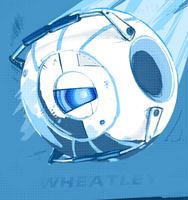 Wheatley by HaxPunch