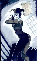 Harley is going to slug you by martheus