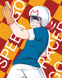 Speed Racer by Arrupako