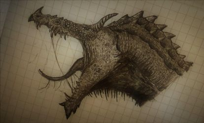 Dragon by NordicB3rry