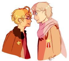 APH cold war by CrazySeagirl