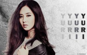 Yuri Real Baby G Wallpaper by Rizzie23