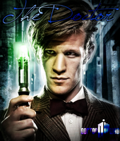Doctor Who Series 6 The Doctor by feel-inspired