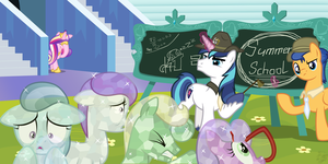 Back to School Boot Camp [COMMISSION] by FacelessJr