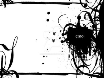 Emo by muddypuddles
