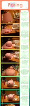 Poring Plushie Tutorial v1 by Etherpendant