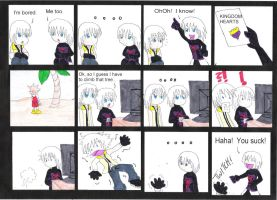 Property of Vexen part 1 by peachy71591
