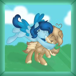 {Gift} ~ Best Friends till the End by couchpotato77