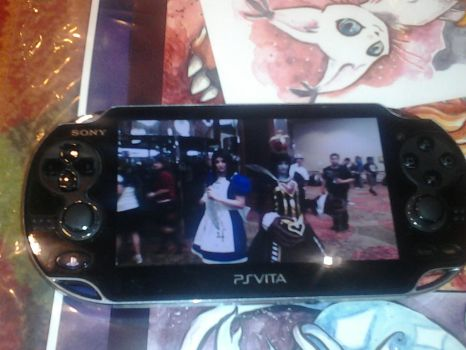 Picture of a picture by snowgirlyuki