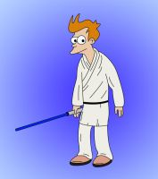 Futurama - Fry Skywalker by SubSuid