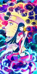 The Last: Hinata and Naruto (Smudge Signature) by EntemberDesigns