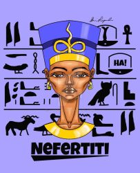 Nefertiti9 by jumpsl