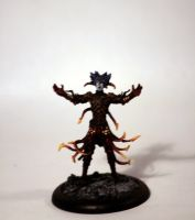 ANIMA: Ahriman, Darkness Lord by Laxus