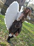 EFF Spring 2013 - Steampunk Angel 03 by ChristianPrime1-Bot