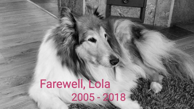 Farewell, Lola. 2005 - 2018 by DarkdowKnight