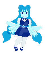 Sailor Aquamarine: Adopt: SOLD by Fern-Sama