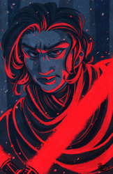 Kylo Ren by Redundantthoughts