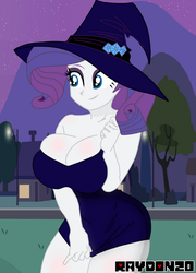 ||Rarity Witch|| by RaydonXD