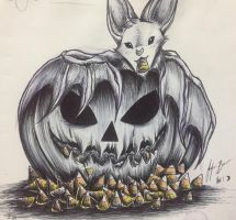 October  by White-Rabbit1