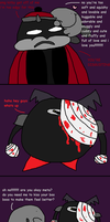 49 - Dark Meta Knight, Lord of E-Rated Edge by TANDY80