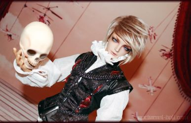 Alas, Poor Yorick! -Iplehouse Giorgio- by Nocturnal-Doll