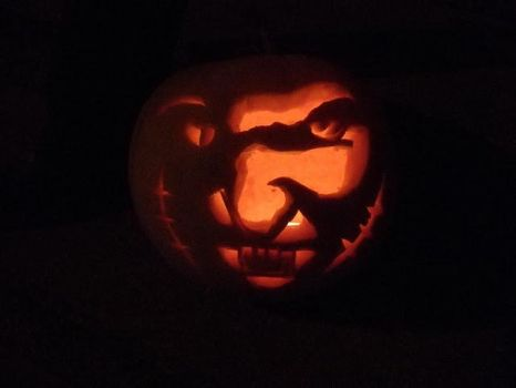 pumpkin- carving by endrius