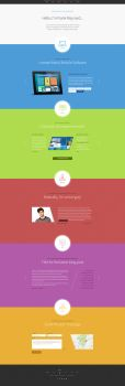 Freelancer OnePage Wordpress theme by ThemeFuse