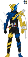 Kamen Rider Build KeyDragon by TerranMarine117