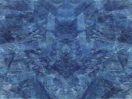 Blue Abstract Texture by FantasyStock