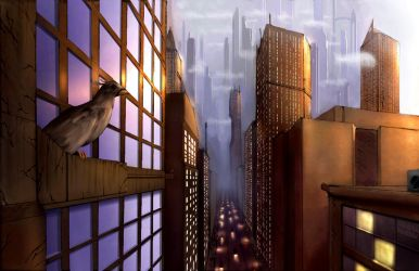 CityScape by Cruiser18