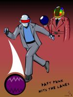 Daft Punk Hits the Lanes by fab-wpg