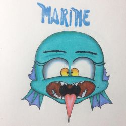 Marine pt 3 by Lucywashere