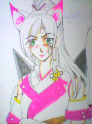 Ramzahail20 My MMO RPG Counterpart From Mabinogi by ASK2pRussiaX1pRussia