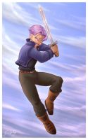 Trunks in Action by DolphyDolphiana