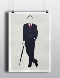 Mycroft Holmes - Minimal Poster by Posteritty