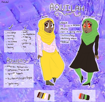 Aquilah Ref by Arc-Heart