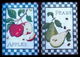 Apples and Pears by Katjakay