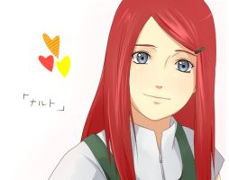 Kushina- the beauty mather by ioana24
